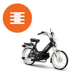 Motor-delen