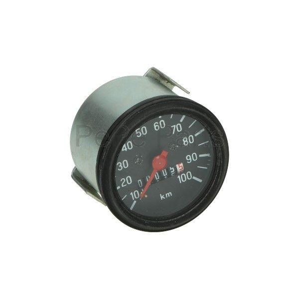 Tellerklok 60mm Tomos tot 100km/h