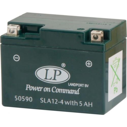 Gel accu 12 volt 5AH. Meer power | capaciteit.