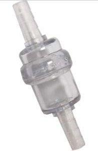 Benzinefilter  Rond model.