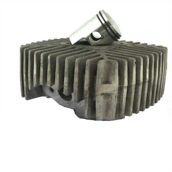 Cilinder + zuiger. Tomos A55.  38mm. Origineel. T233711
