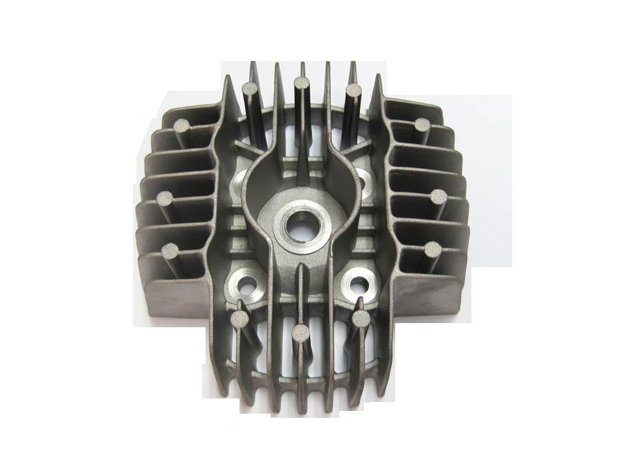 Cilinderkop Tomos. 65cc / 44mm. Aluminium  Snel - Hoge druk.