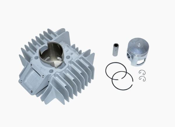 Cilinder 65cc  / 44mm. Tomos A35/A3  Aluminium