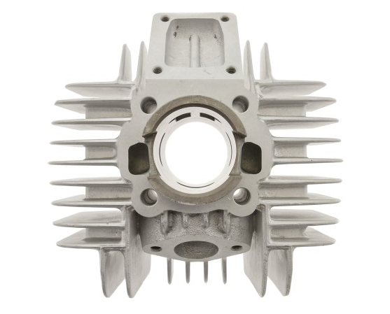 Cilinder 50cc 38mm Aluminium Nicasil. A-kwaliteit. Tomos A3 / A35