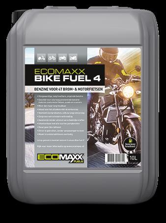ecomaxx benzine 10 liter 4-takt