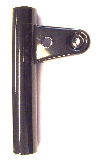 Koplampoor rechts of links Tomos A35 zwart t/m 2007.