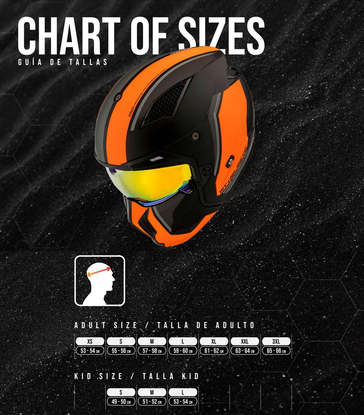 Helm MT Stinger Solid Zwart