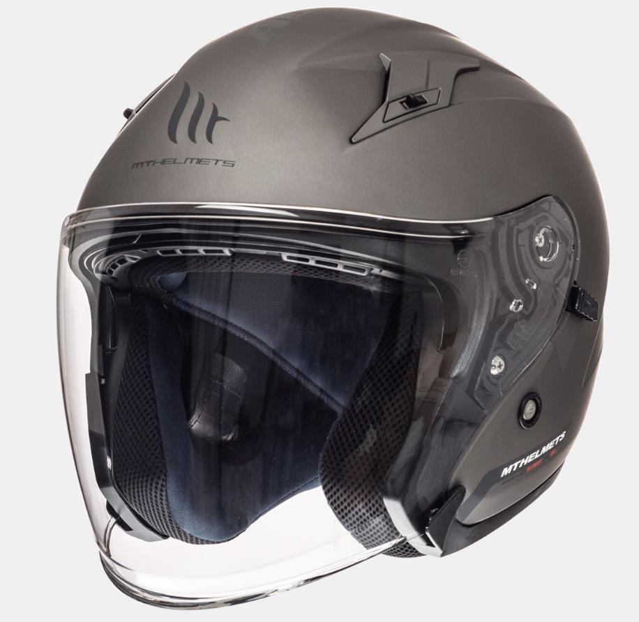 Helm MT Avenue Titanium. Diverse Maten.