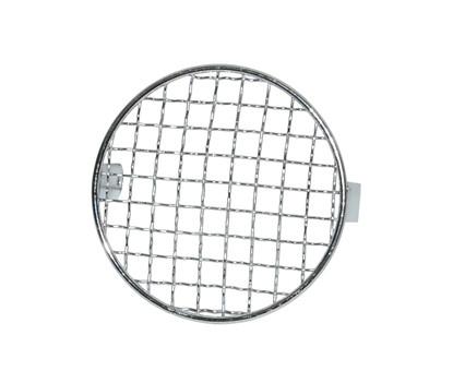 Koplamprooster voor de ronde Tomos koplamp  ( ZWART OF CHROOM )