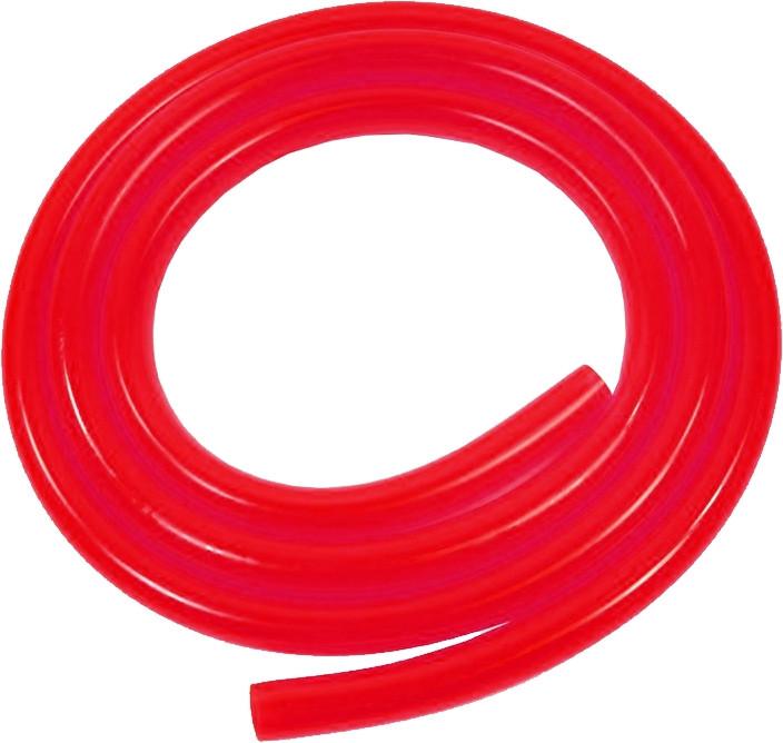 Benzineslang 5x8mm rood per 1m