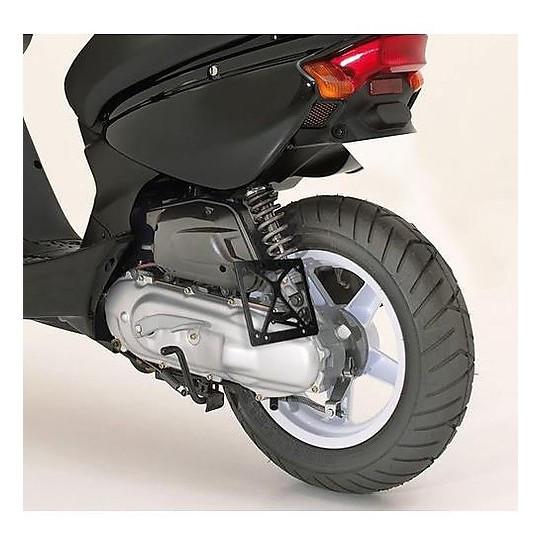 Kentekenplaat houder aluminium, staand of liggend, zijkantbevestiging.
