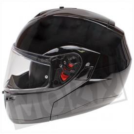 Helm MT Optimus Systeem Zwart