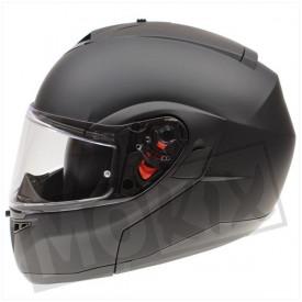 Helm Mt Optimus Systeem Mat Zwart