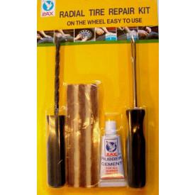 Band reparatieset voor tubeless banden.