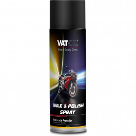 Spuitbus VAToil Wax & Polish Spray 500ml