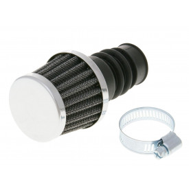 Powerfilter voor Tomos A35 voor 19mm carburateur.