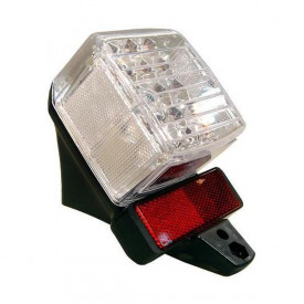 Achterlicht unit LED. Tomos A35.
