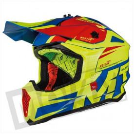 Helm MT Weston Fluor Geel