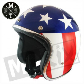 Helm Le Mans Flag Usa