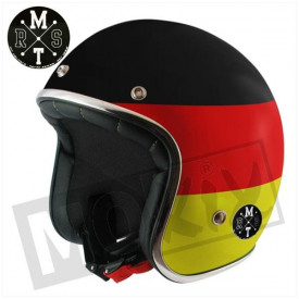 Helm MT Le Mans Flag Germany