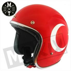 Helm MT Le Mans Flag Turkey