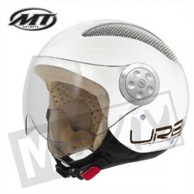 Helm MT Gauzy Wit Promo