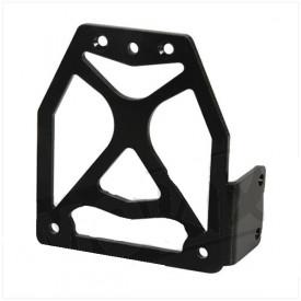 Kentekenplaat houder metaal staand of liggend zijkantbevestiging.