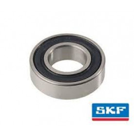 Wiellager 6201 2RS1 (2RSH) Voor- of achterwiel Tomos. SKF