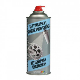 Kettingspray Valvoline 400ml.
