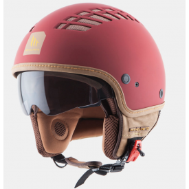 Helm MT Cosmo Mat Rood