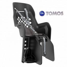 Kinderstoel Polisport tot 22kg, te gebruiken voor een Tomos.