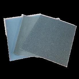 Set waterproef schuurpapier 3 stuks.