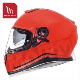 Helm MT Thunder 3 Sv Fluor Oranje