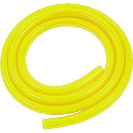 Benzineslang 5x8mm geel per 1m
