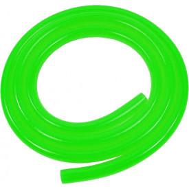 Benzineslang 5x8mm groen per 1m