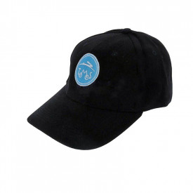 Tomos cap zwart met luxe Tomos logo