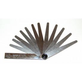 Voelermaat gereedschap 0.05 - 1.00mm
