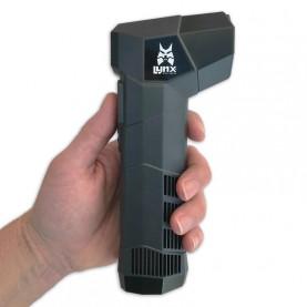 Accu luchtpomp / draagbare mini compressor E-Blow. Tot maximaal 10 bar / 150 PSI.
