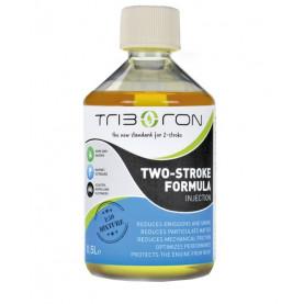 Triboron 2 takt olie Injection 500ml. Geschikt voor Tomos brommers met olietank.
