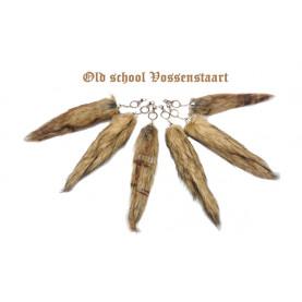 Vossenstaart 30cm TERUG VAN WEGGEWEEST !!!!