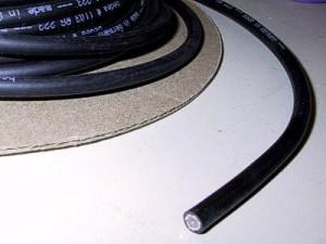 Bougiekabel 50 cm.