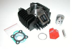 Cilinder 50cc. Tomos A35. A-kwaliteit.