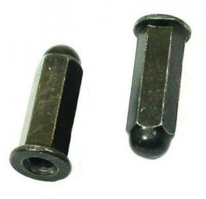 Extra hoge dopmoer m6 extra hoog 30mm (uitlaat).