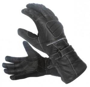 Handschoen set MKX Pro street geitenleer met voering