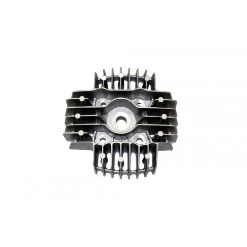 Cilinderkop Tomos. 50cc / 38mm. Aluminium - Snel - Hoge druk.