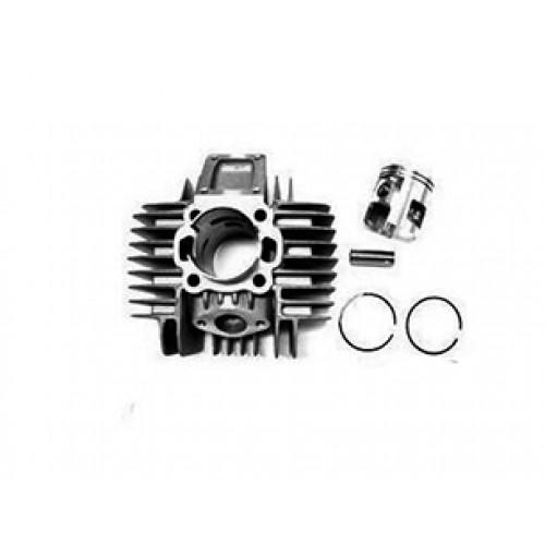 Cilinder 65cc  / 44mm. Tomos A35/A3  Aluminium Maxwell A-Kwaliteit