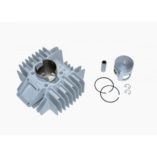 DMP-Alukit cilinder voor de Tomos a35. Aluminium / Nicasil wand. 65CC / 44MM.