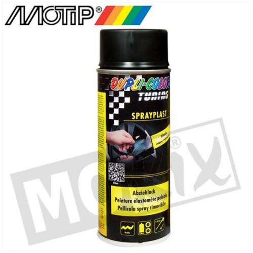 Plastidip : Verwijderbare spuitlak, diverse kleuren.