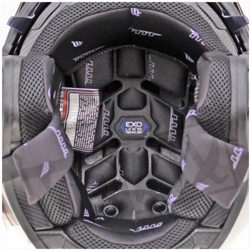 Helm MT District SV Mat zwart, mat grijs, zwart of zwart blauw of zwart rood