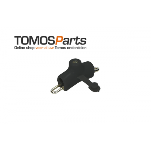 Smeernippel remkabel Tomos A3 / A35  Olie en vet